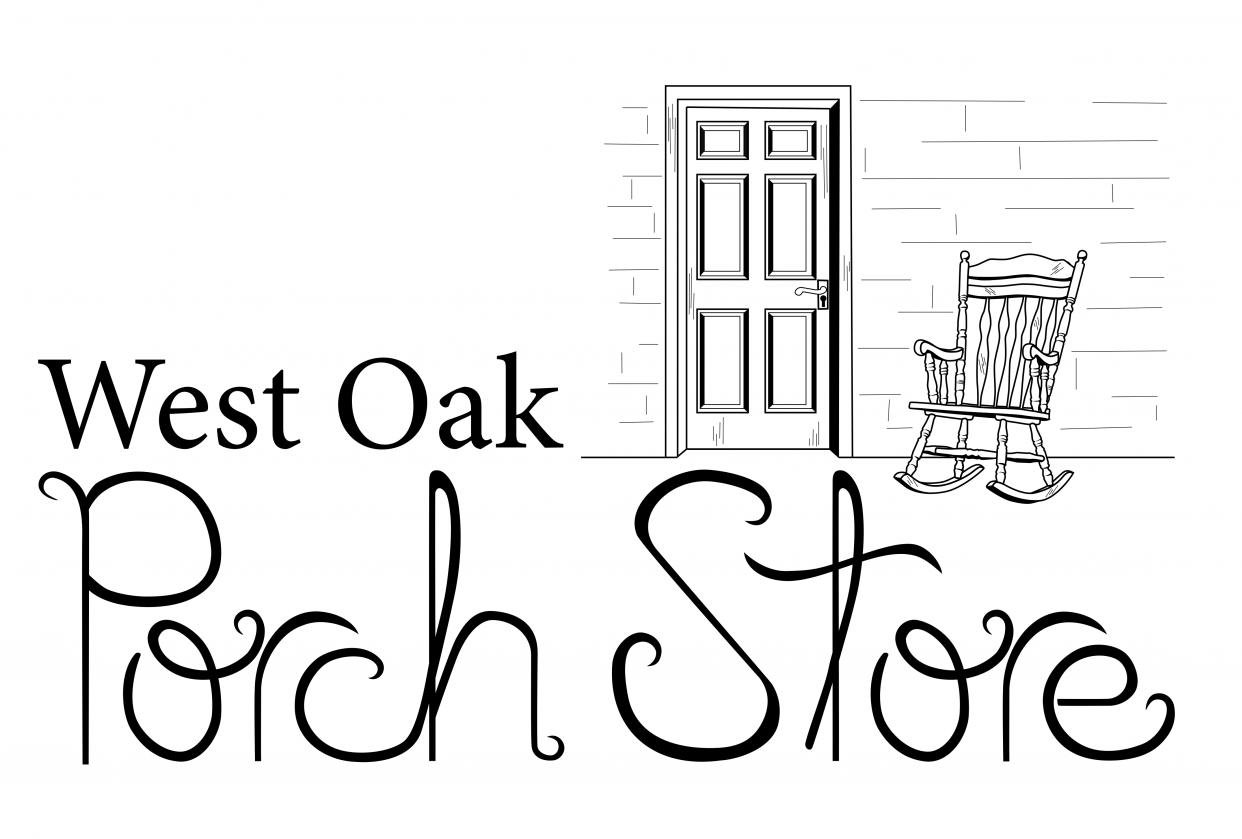 West Oak Porch Store Logo - student project