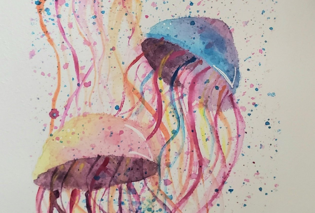 Jelly Fish - student project