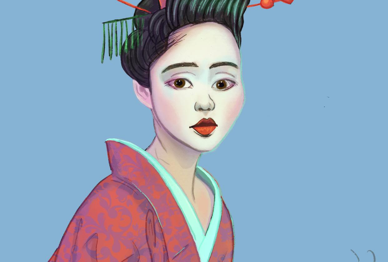 Geisha - student project