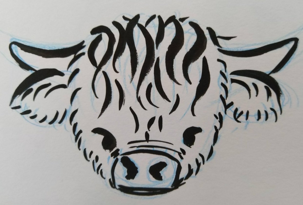 A Wee Coo - student project