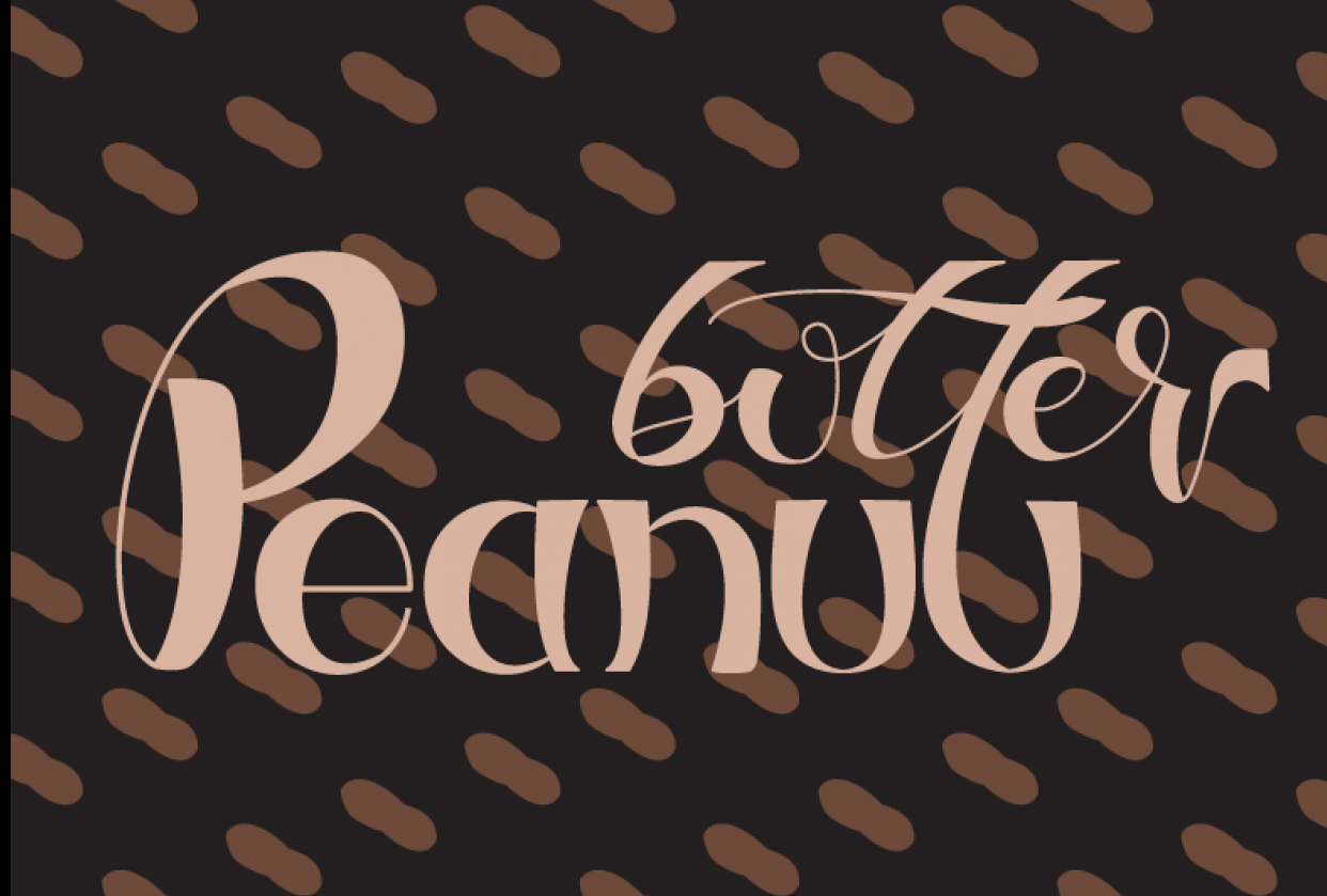 Peanut Butter!!! - student project