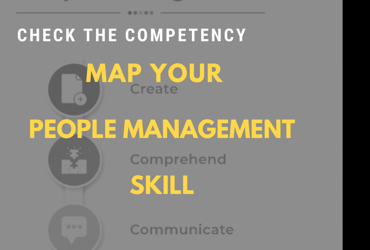 Identification of the People Management Skill - student project