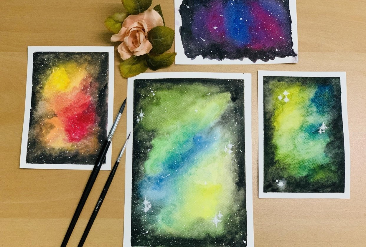 my galaxies - student project
