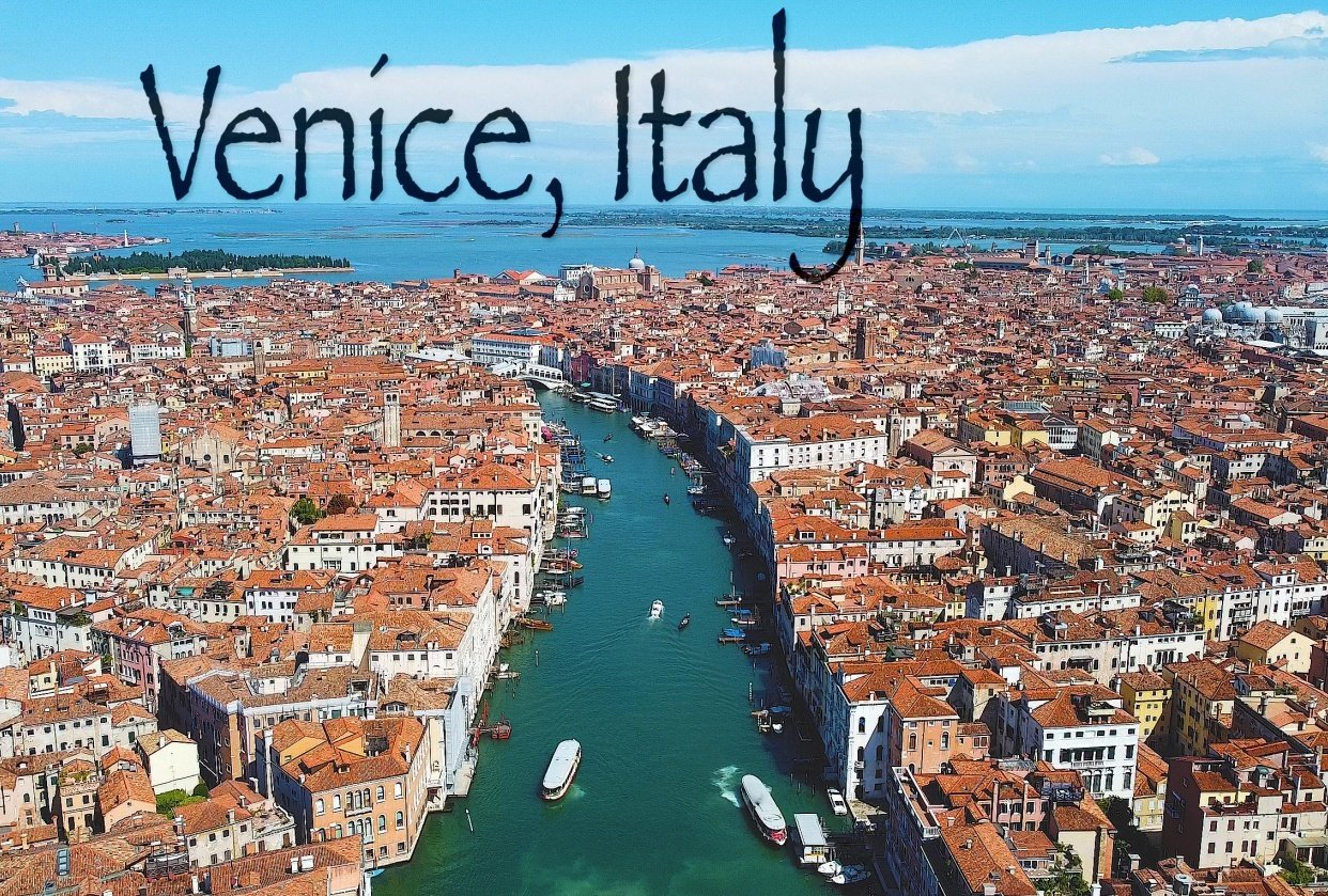 Travel Destination:VENICE - student project
