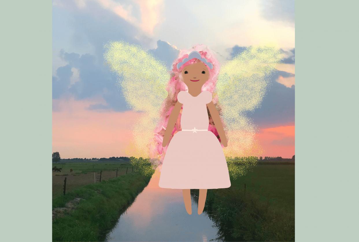 Mascha  X Pastel Rainbow Studio - student project