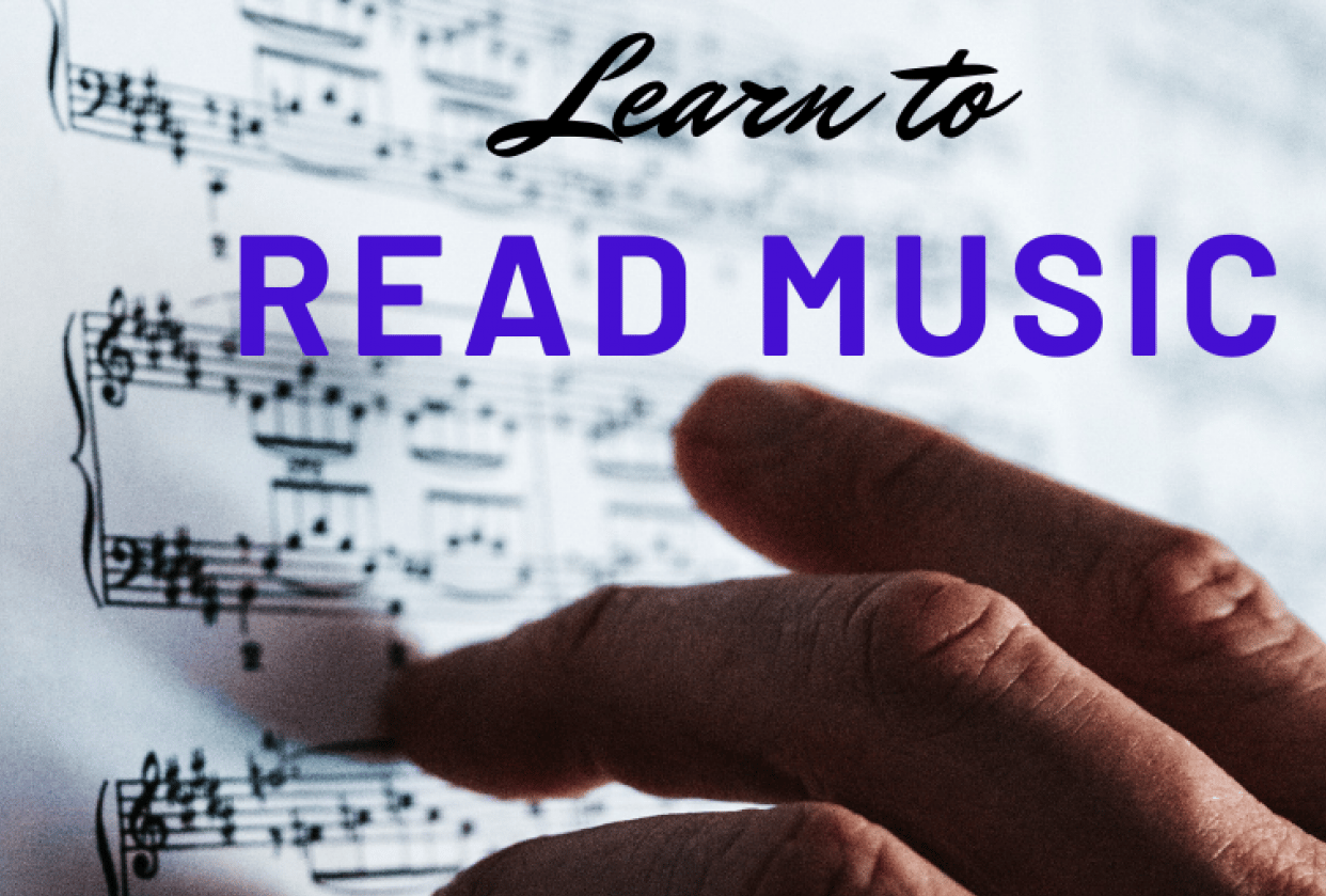 Learn to Read Music - student project