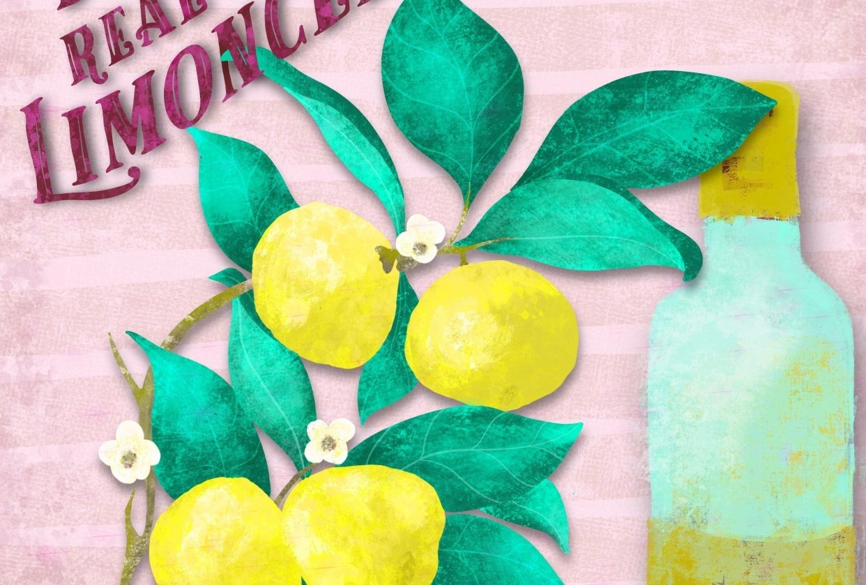 Limoncello - student project
