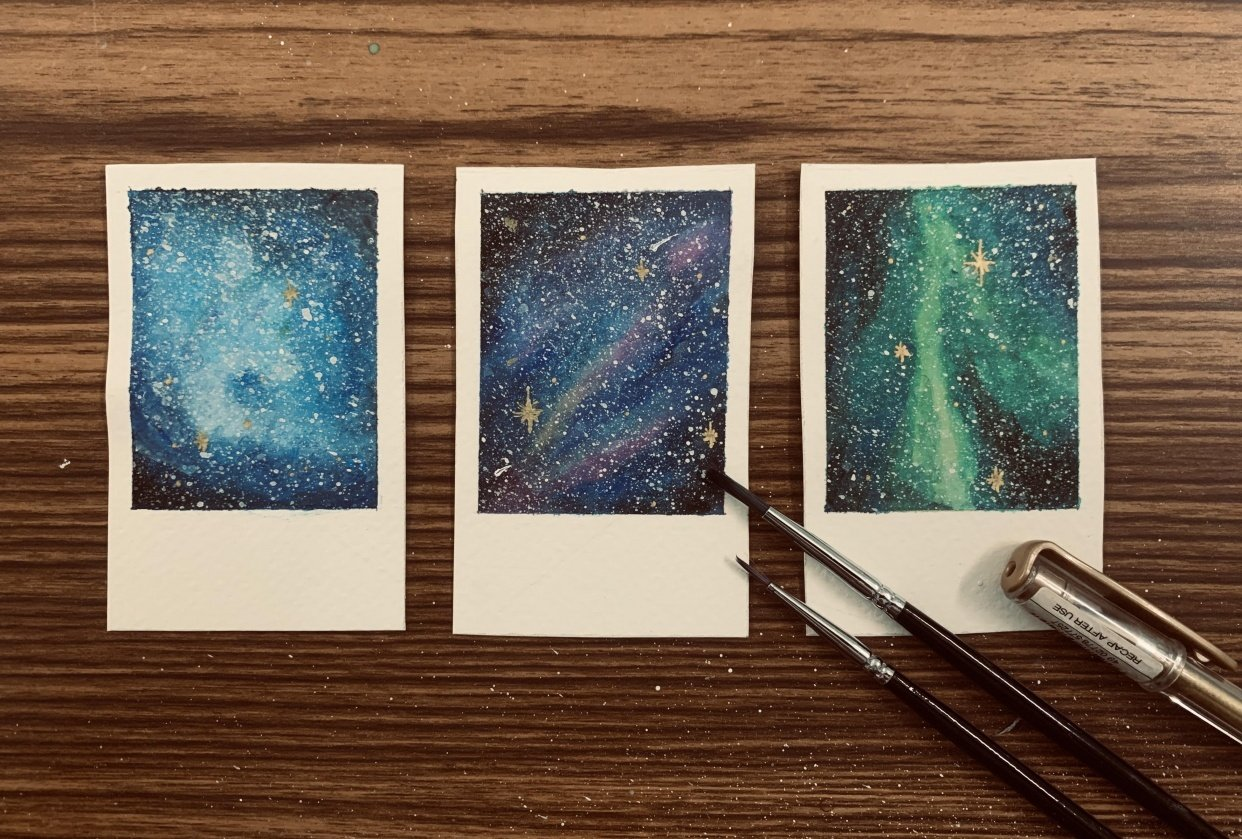 Galaxies - student project