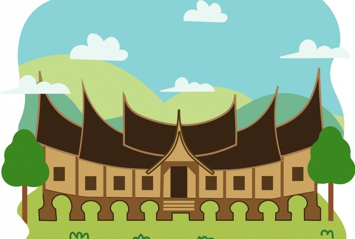 RUMAH GADANG - student project