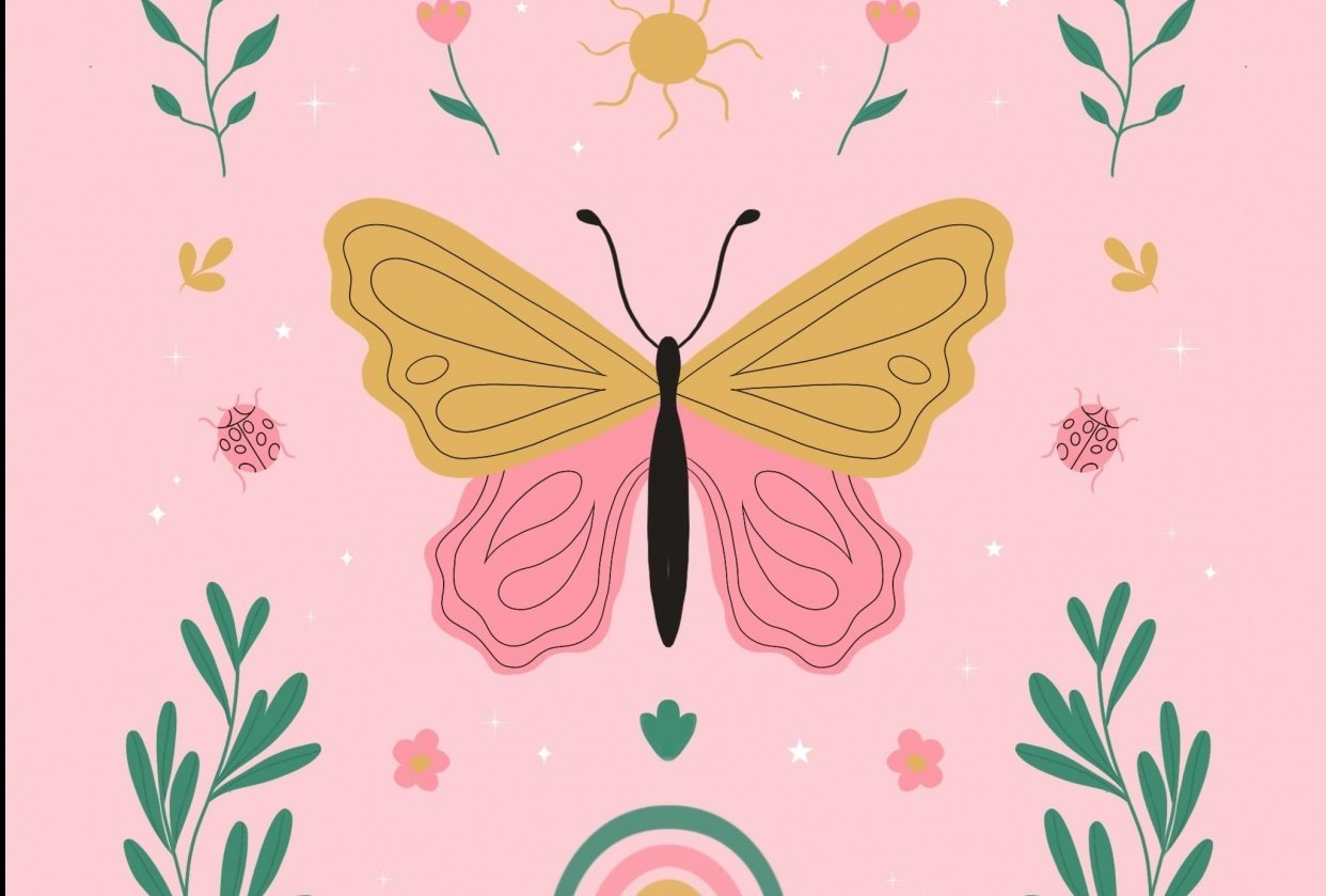 Butterfly - student project