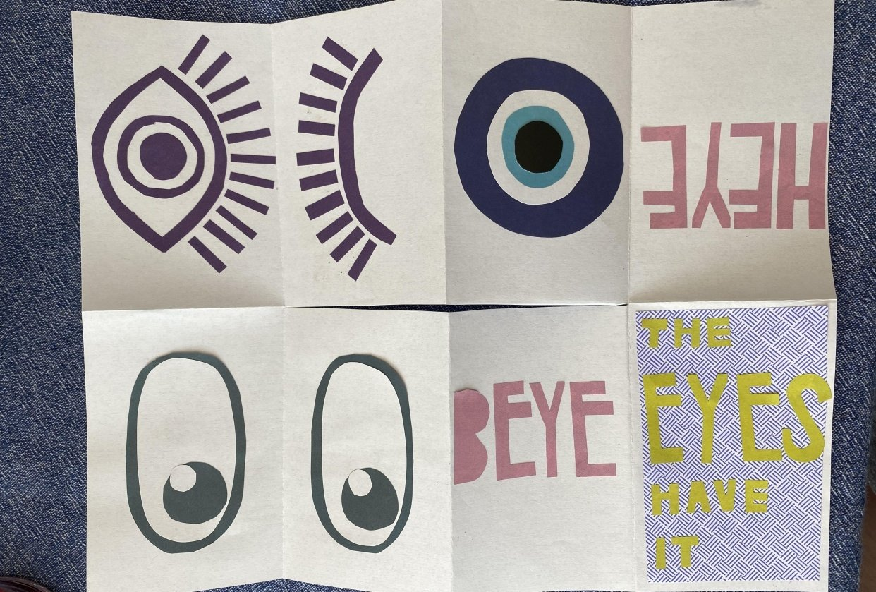 The Eyes Have It - student project