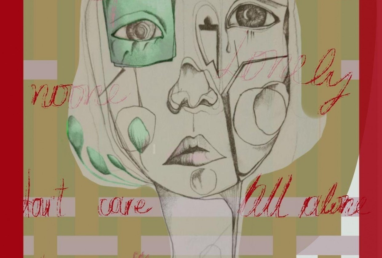 Art>Change>Mental Health - student project