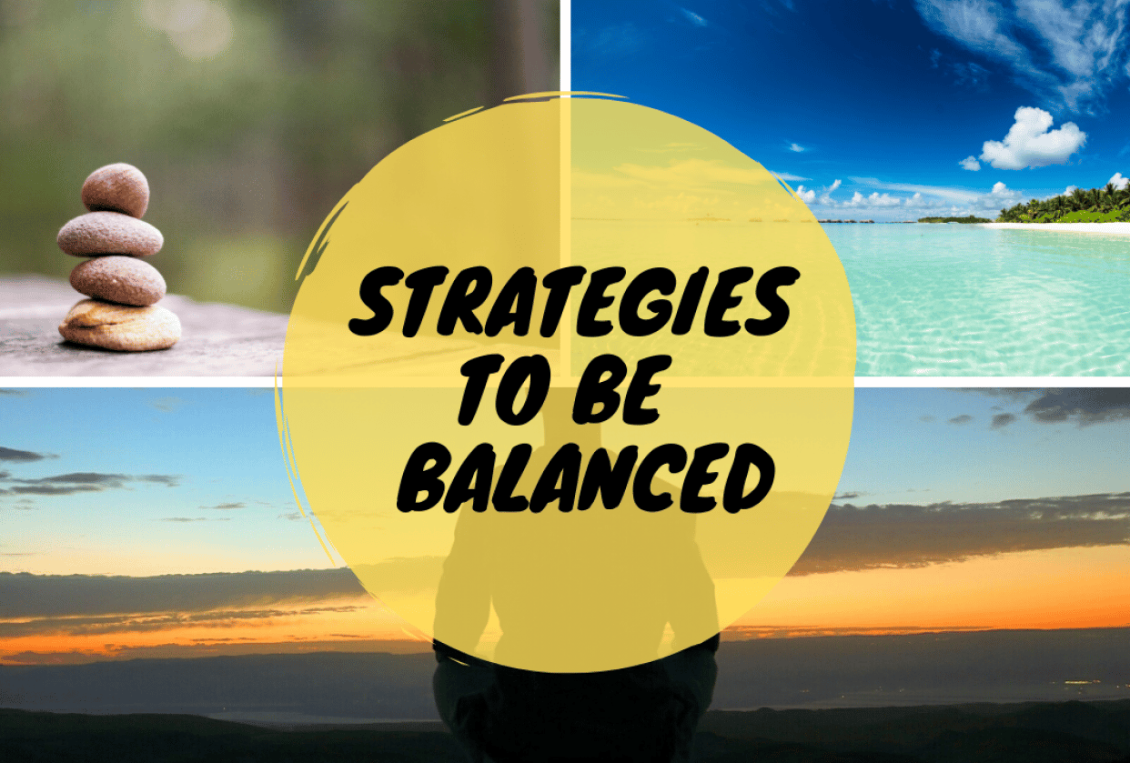 How To Be Balanced   Romaissa Ferhaoui - student project