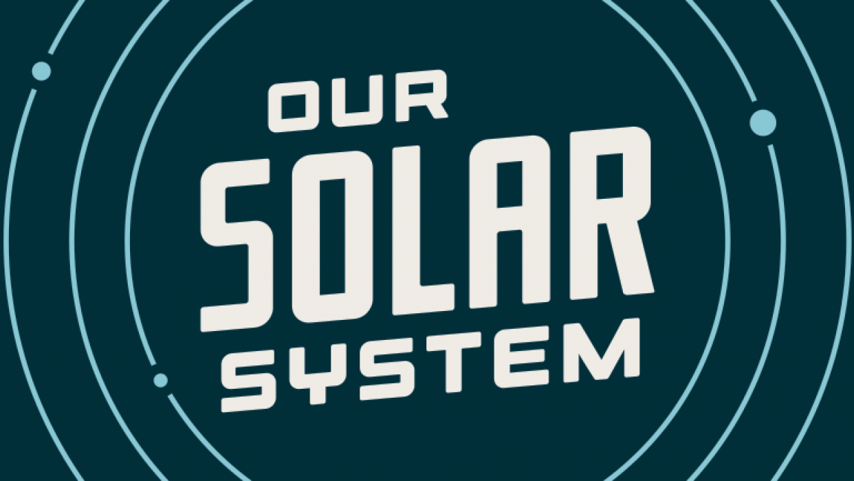Our Solar System - student project