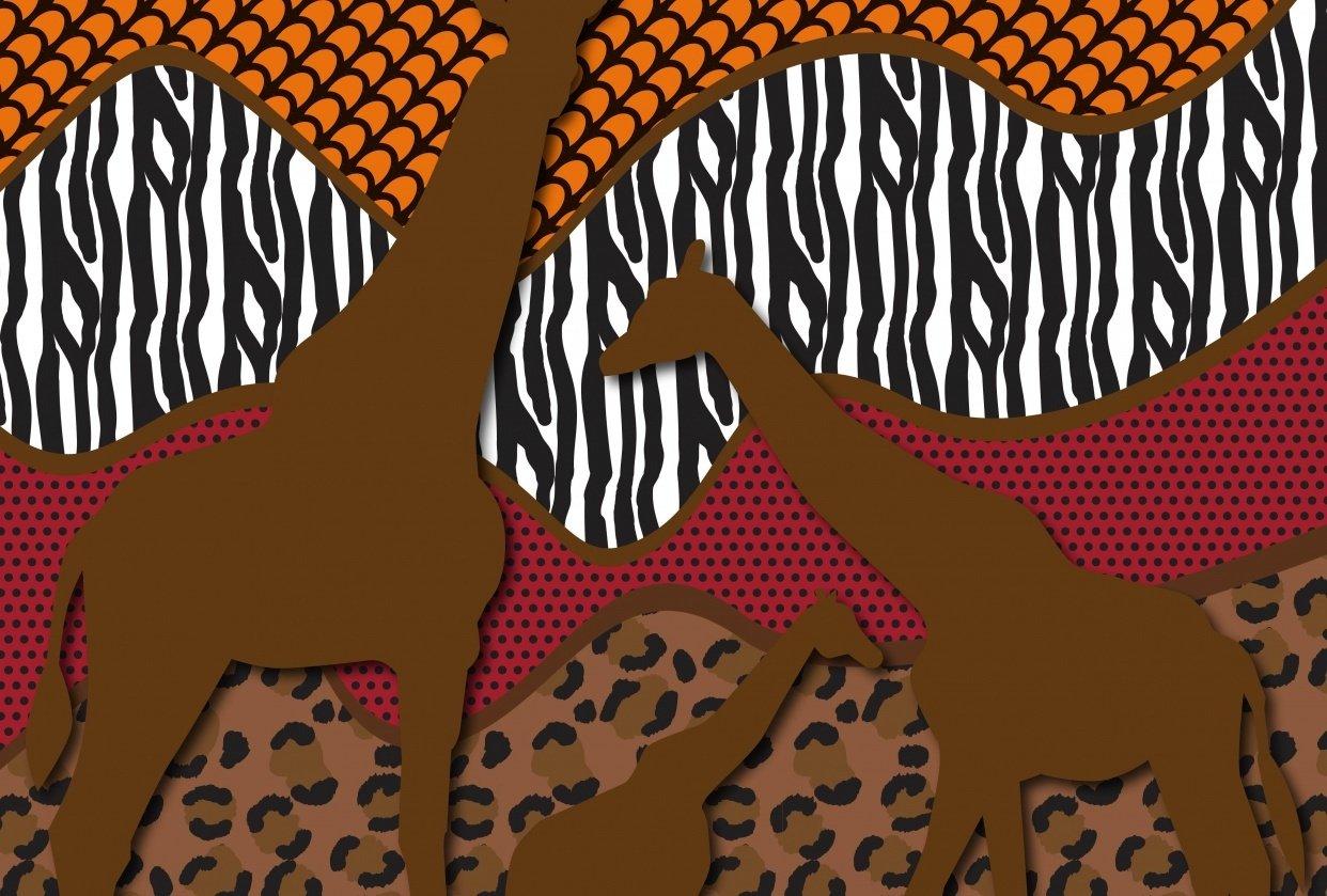 Safari Patterns - student project