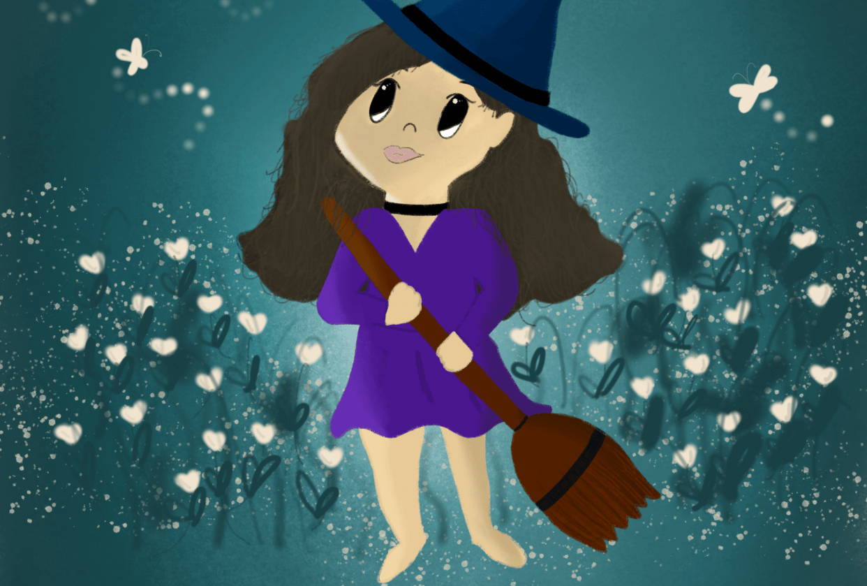 Witchy Wishes - student project