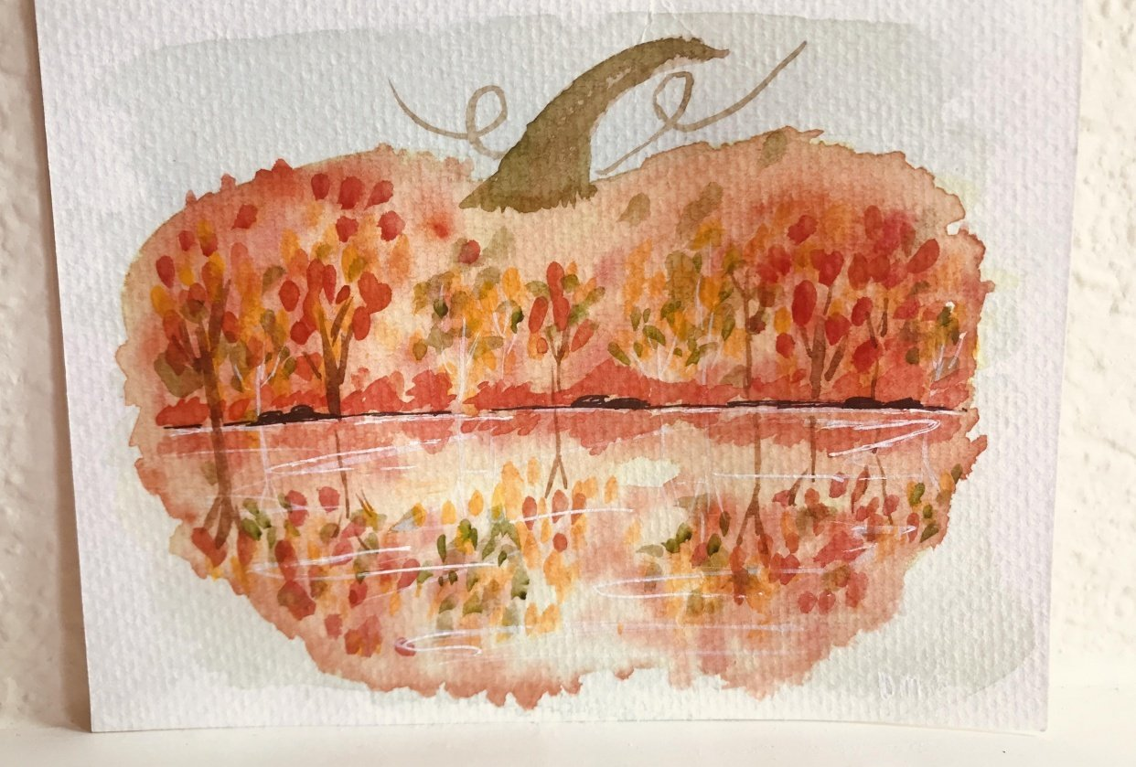Fall is in the air! - student project