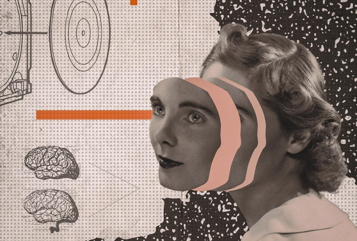 Digital Collage by Charlie Orellana - student project