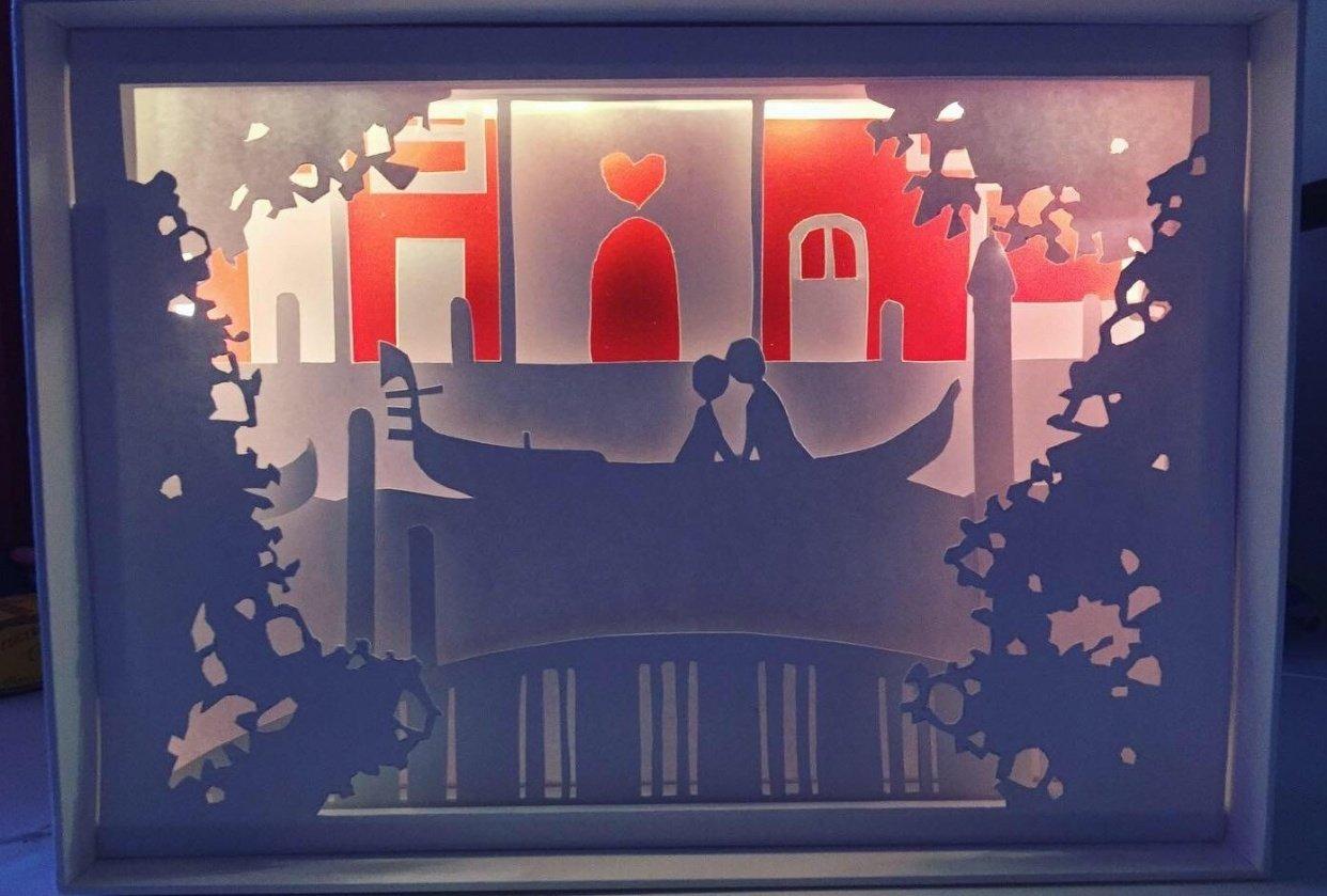 Venice remembrances - student project