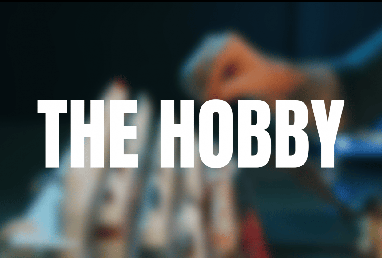 The Hobby - student project