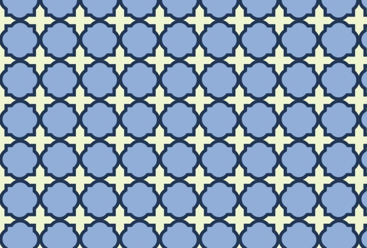 Quatrefoil Pattern - student project