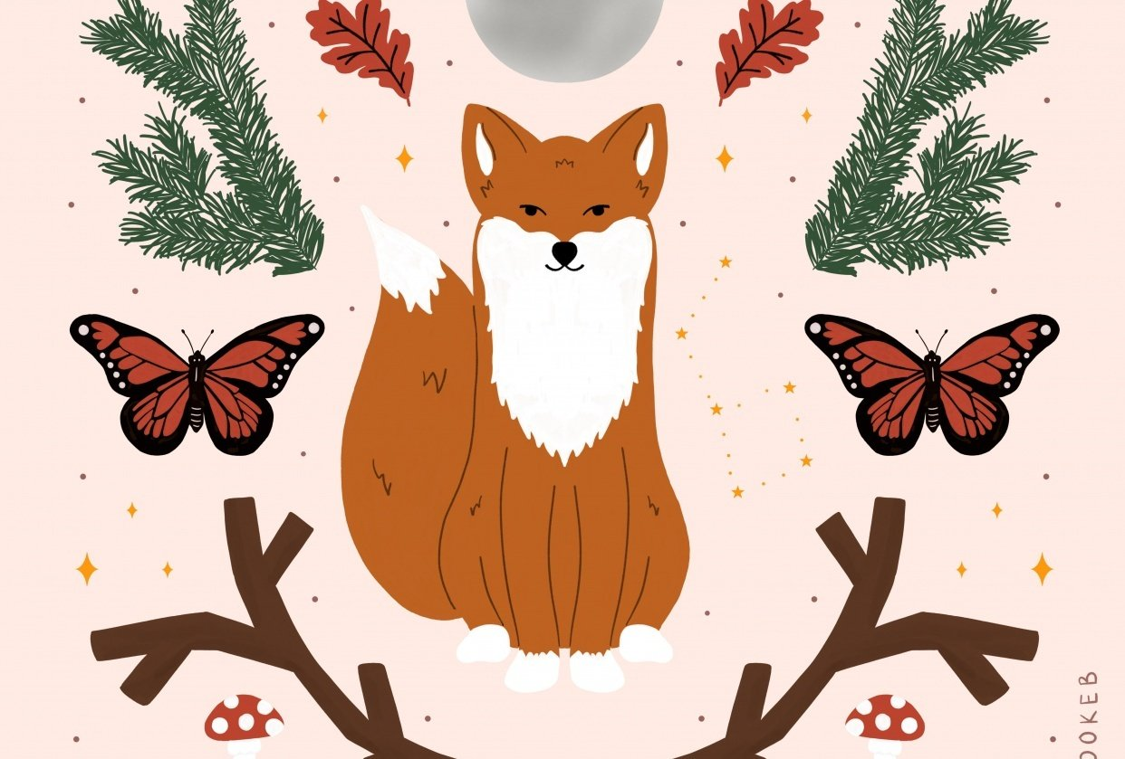Fox in the Forest - student project