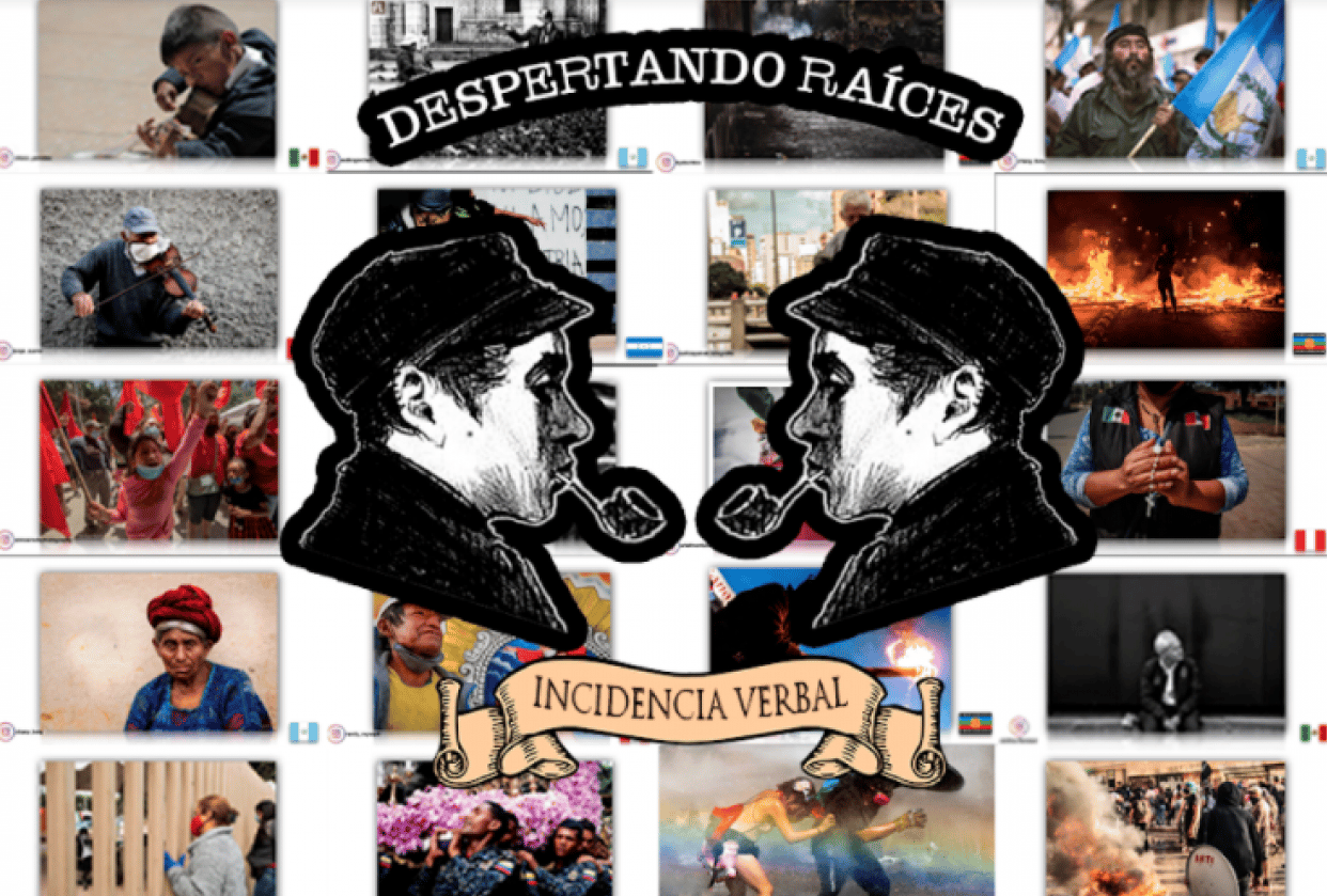 Verbal Incidence - Photographs for united latin america - student project