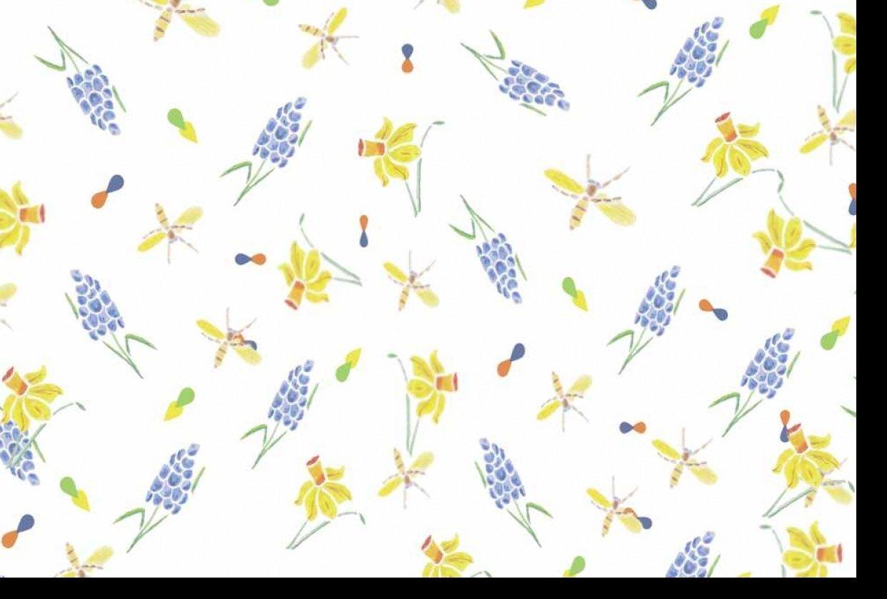 Daffodil Pattern - student project