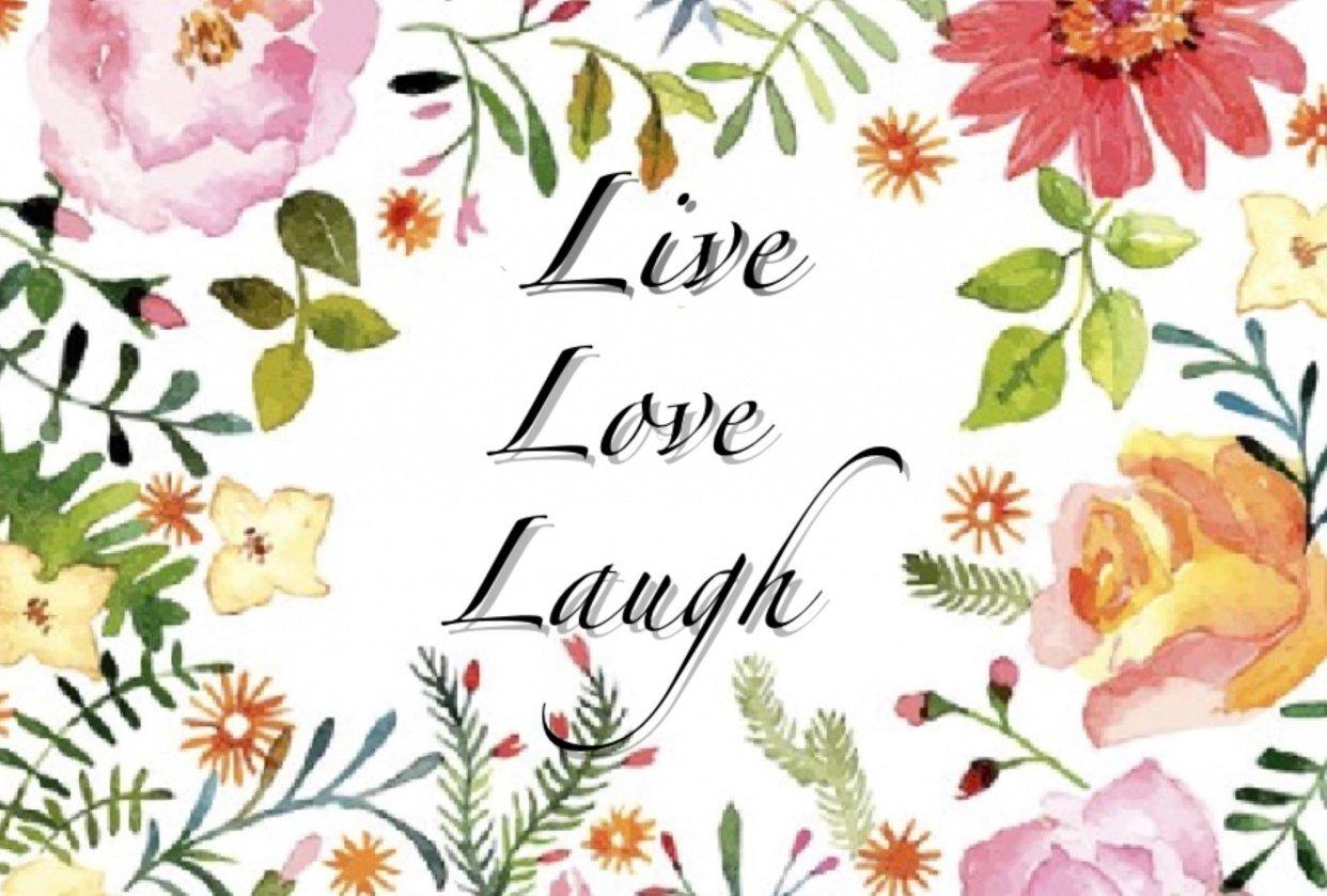 Live, love, laugh - student project
