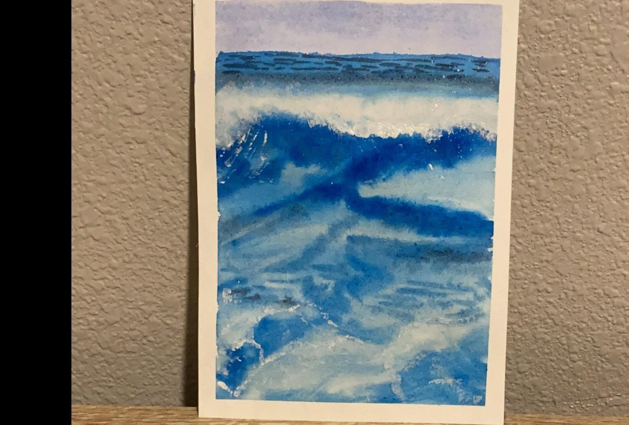 Waves - student project