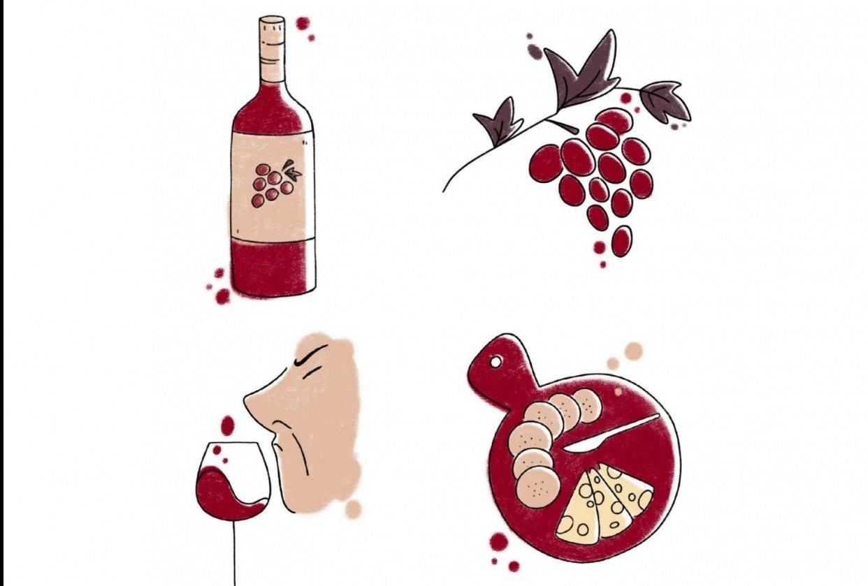 Wine Tasting Spots - student project