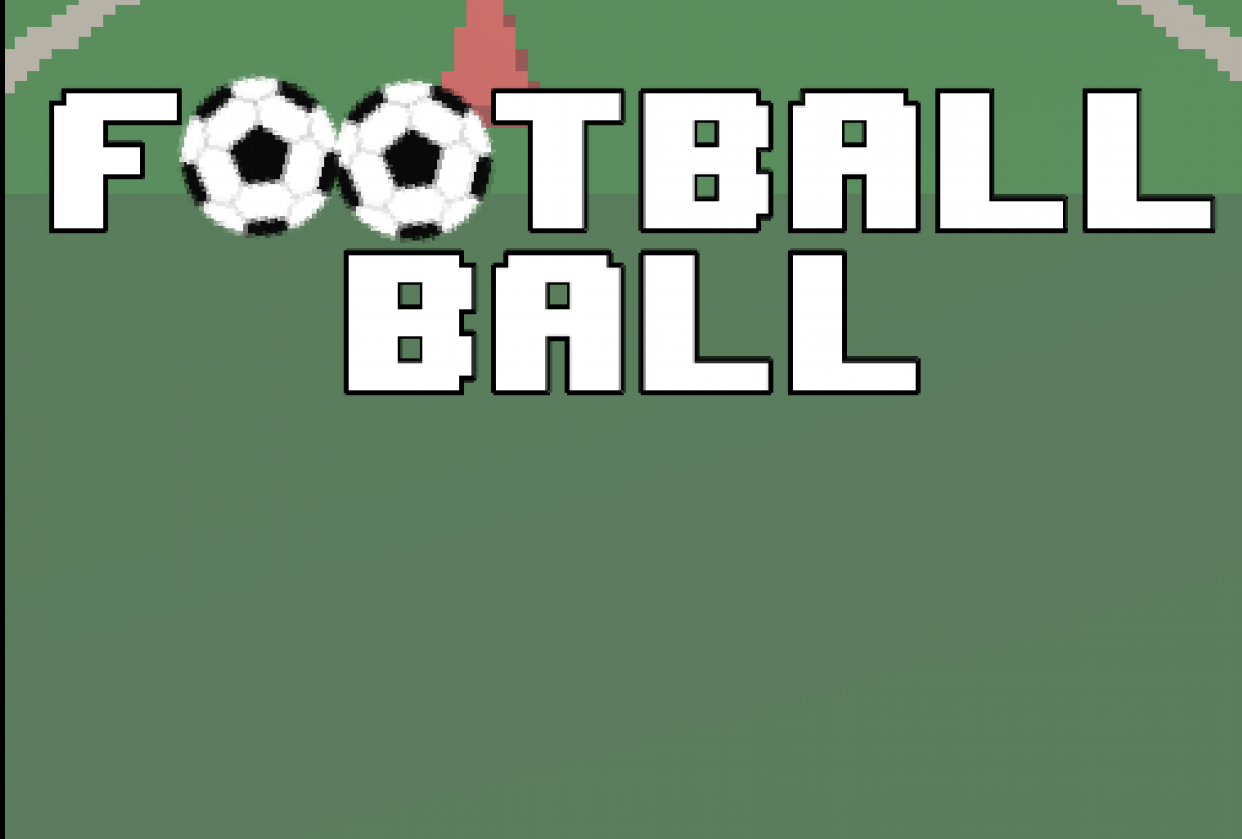 Football Ball - student project