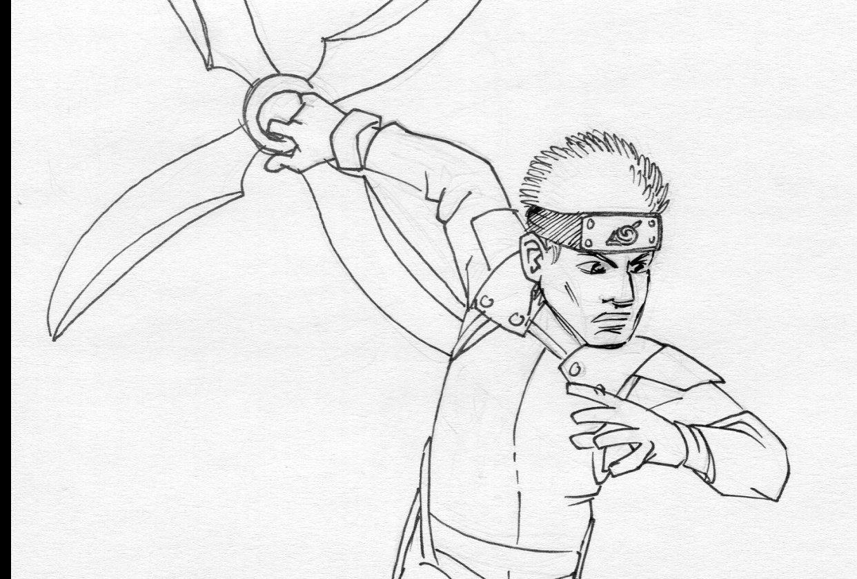 Jounin Ninja! - student project