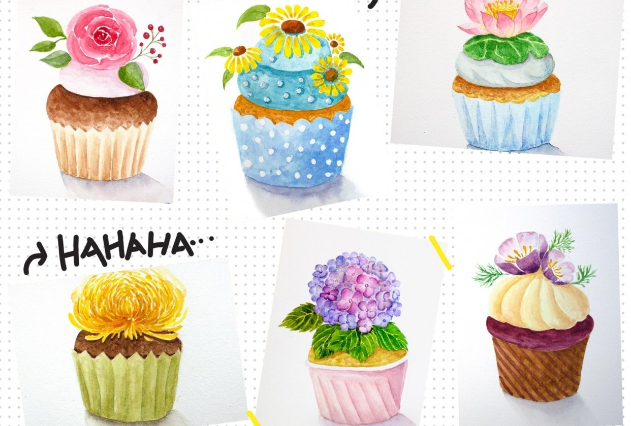 Cupcakes! - student project