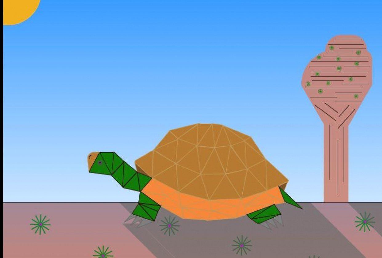 Desert Tortise - student project