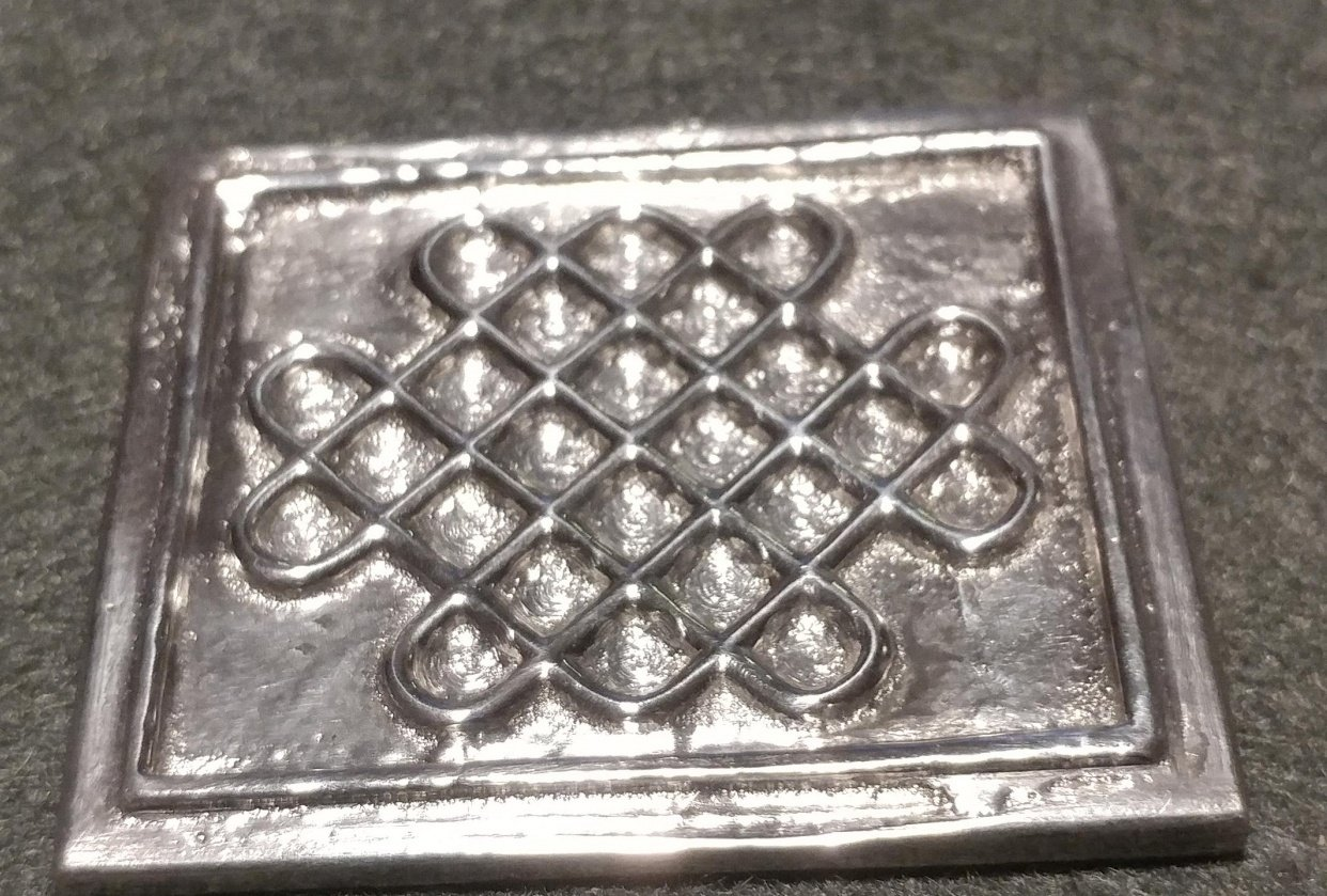 Using 3D printing for metal sand casting - student project