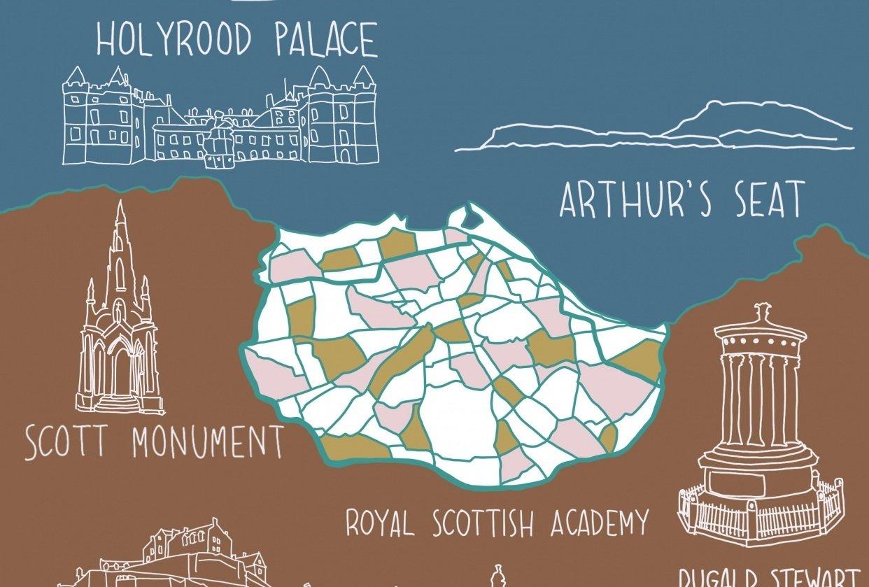 Edinburgh - student project