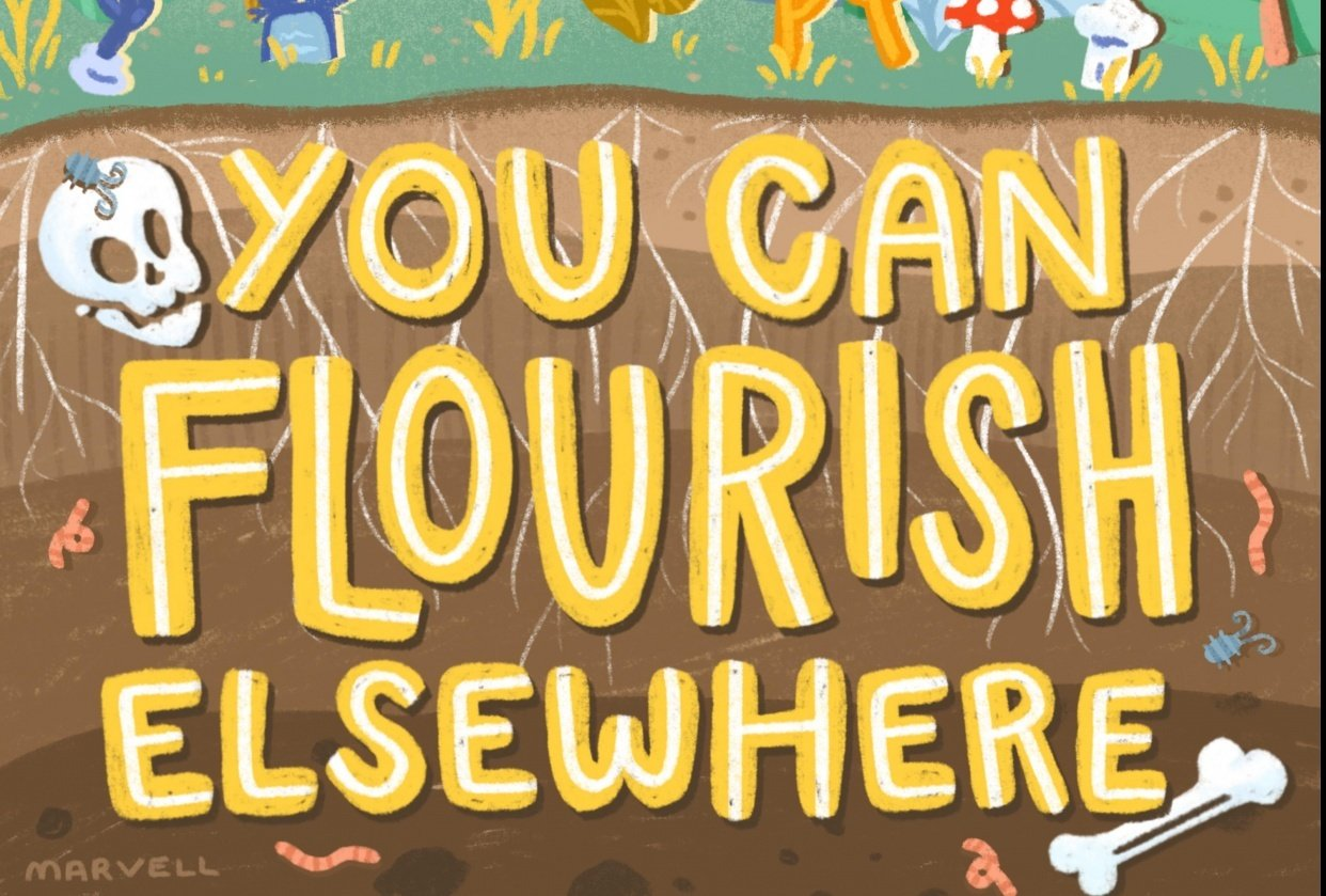 Keep Flourishing - student project