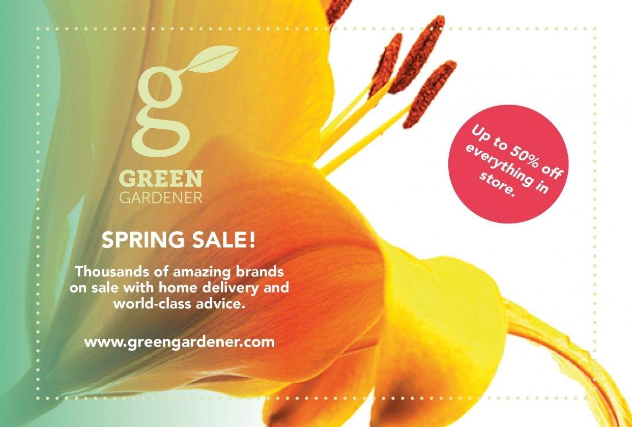 Excercise 1 - Green Gardener - student project