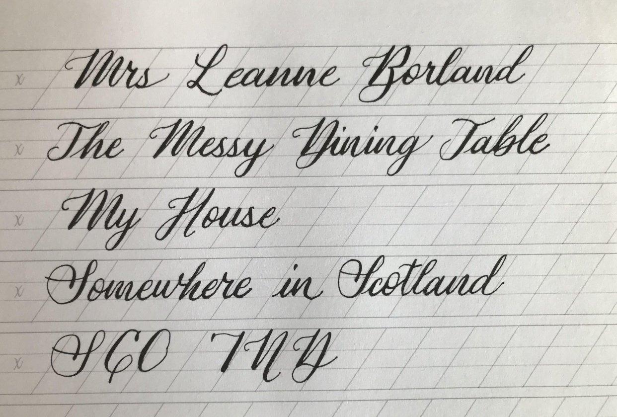 Leanne's Progress - student project