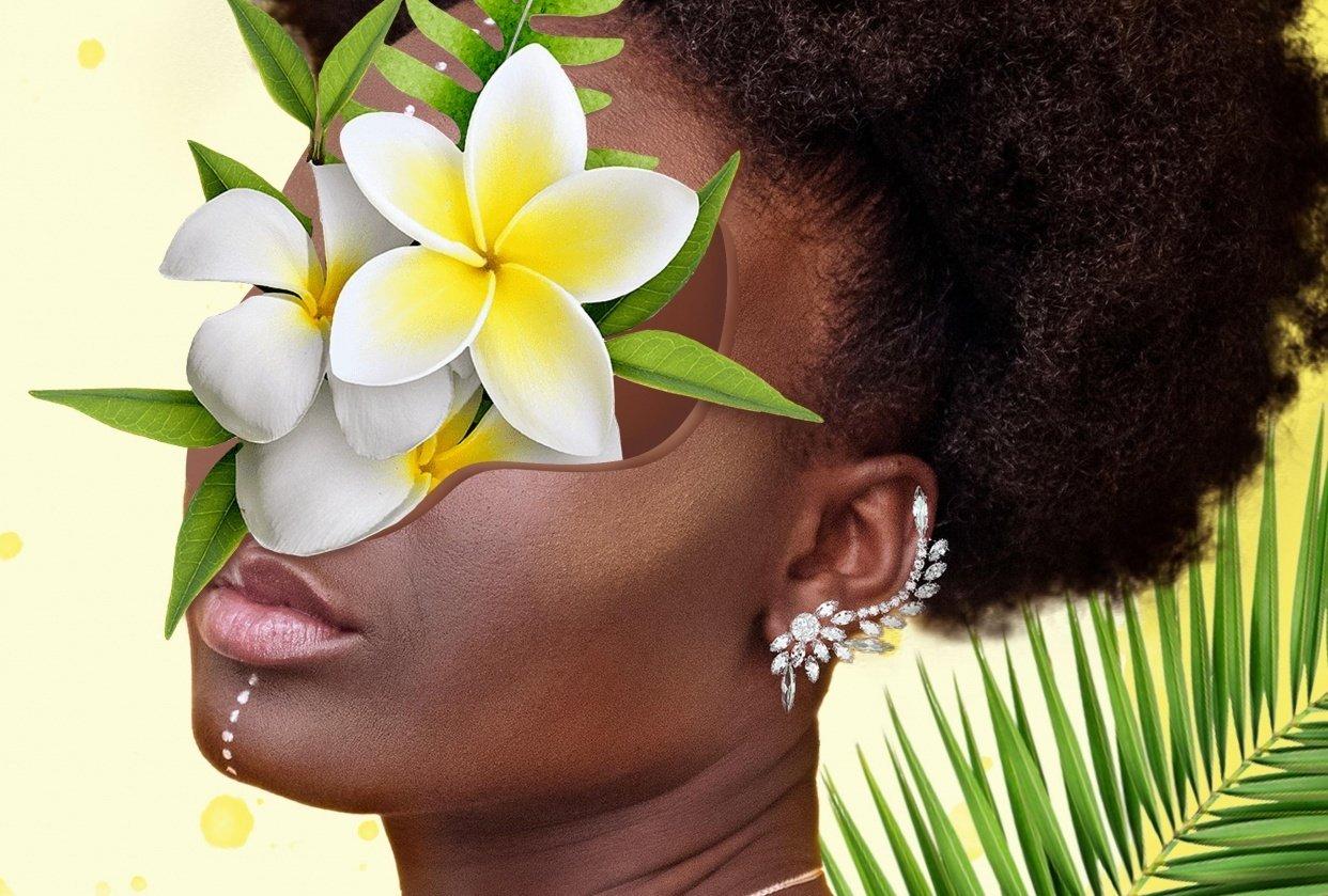 Tropical Flourish - student project