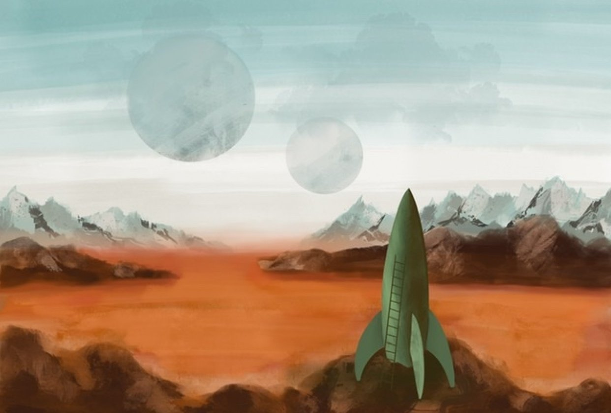 Background Design - student project