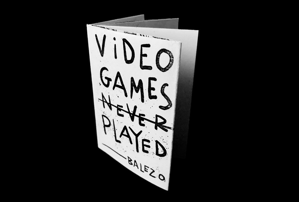 Video Games Never Played - student project