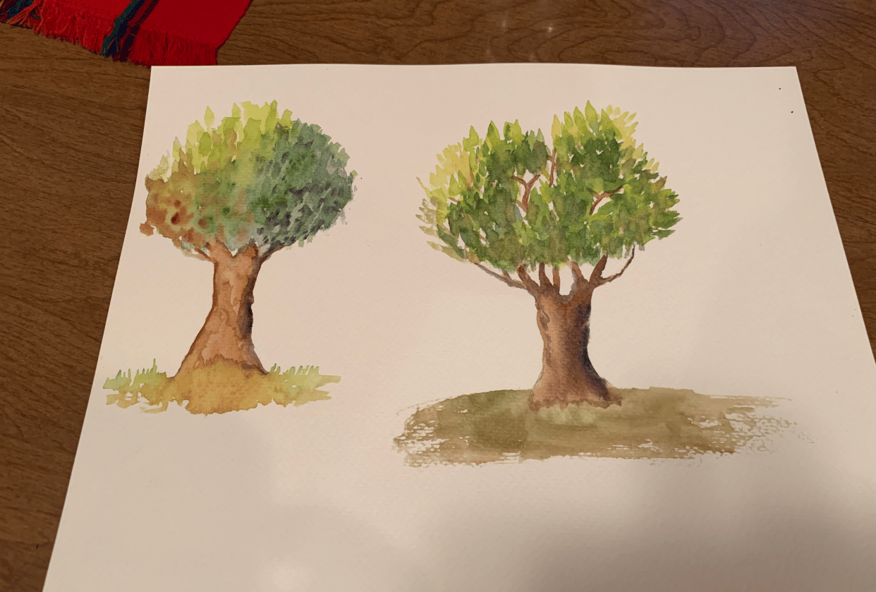Fun with Trees! - student project