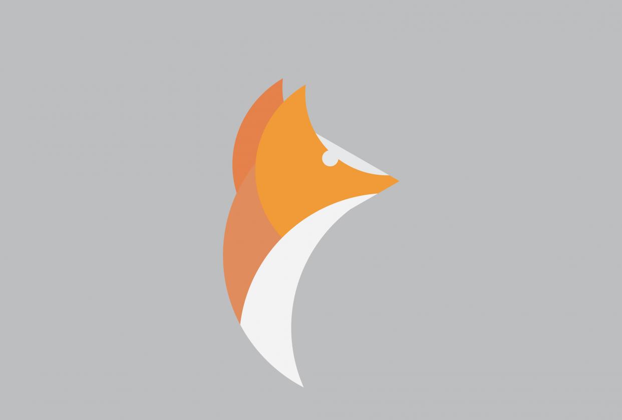 Awake Fox - student project