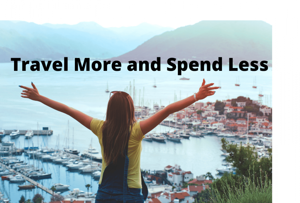 Travel More and Spend Less - student project