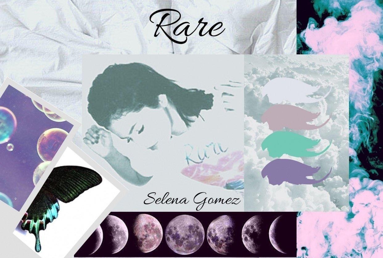 Selena Gomez - Rare - student project