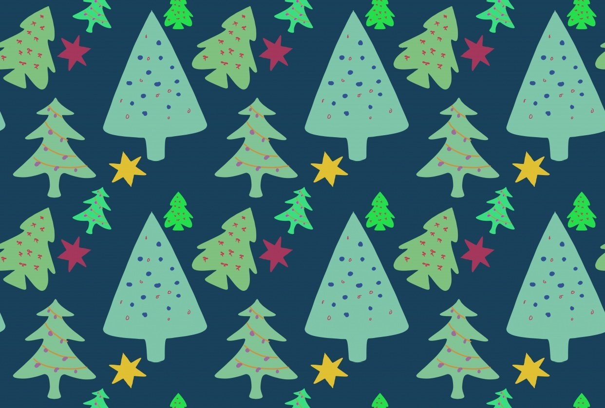 Christmas Mood - student project