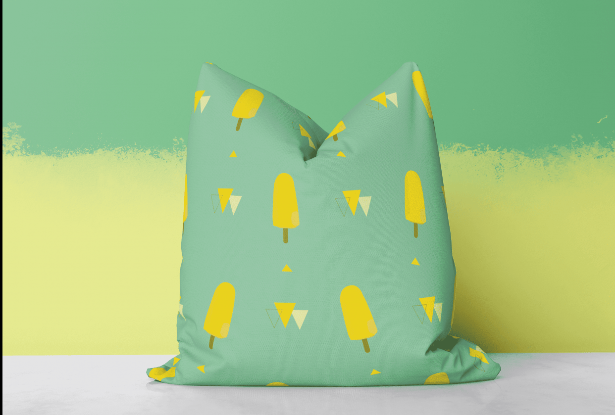 Zoella on Society 6 - student project