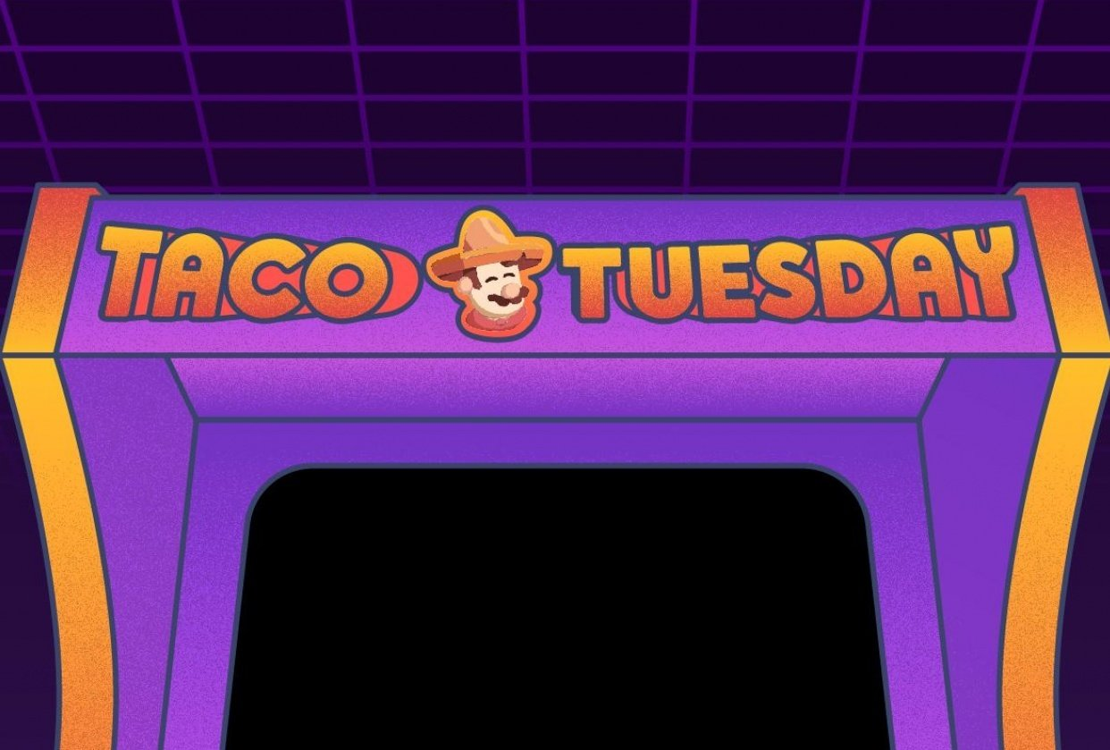 Taco Tuesday - student project